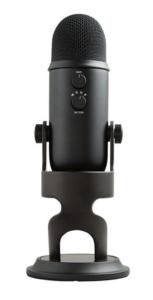Blue Yeti gaming mikrofon 3
