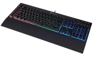 Corsair K55 RGB gamer tastatur 2