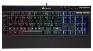 Corsair K55 RGB gamer tastatur 3