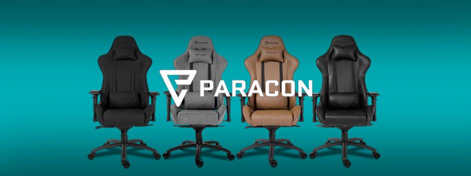 Paracon gamer stol: Derfor er det et godt valg