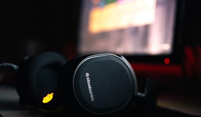 trådløs gaming headset