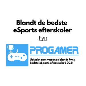 Fyn - Bedste eSports efterskoler 2021