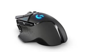 Logitech G502 trådløs gaming mus 2