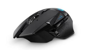 Logitech G502 trådløs gaming mus 3