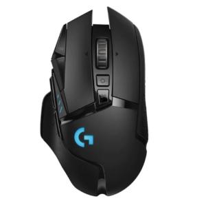 Logitech G502 trådløs gaming mus