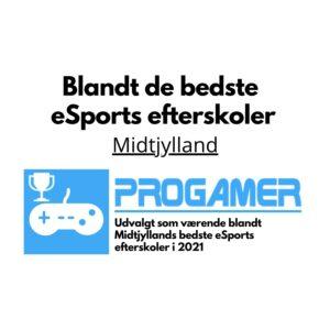 Midtjylland - Bedste eSports efterskoler 2021